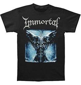Immortal Blue Skull Shirt