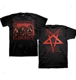 Immortal Demons of Metal Shirt Large