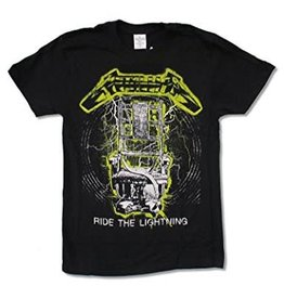 Metallica Neon Ride The Lightning Shirt