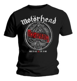 Motorhead Circled Ace Shirt