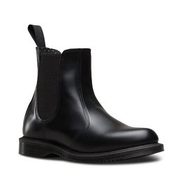 DR. MARTENS FLORA BLACK POLISHED SMOOTH E14B-R14649001