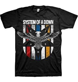 System of a Down Eagle Shirt X-Large