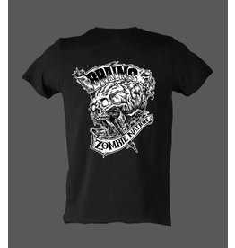 The Brains Zombie Nation Shirt