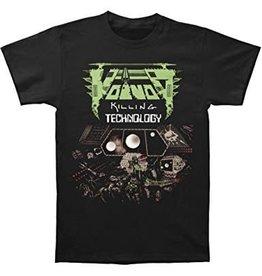 Voivod Killing Technology Shirt