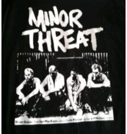 Minor Threat Sidewalk Shirt