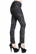 BANNED - Cross Cameo Grey Trousers