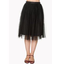 BANNED BANNED - FreeFall Black Skirt