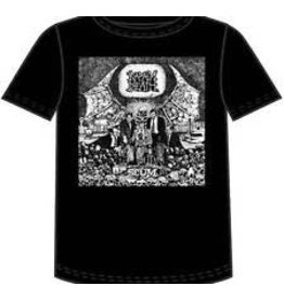 Napalm Death Scum Shirt