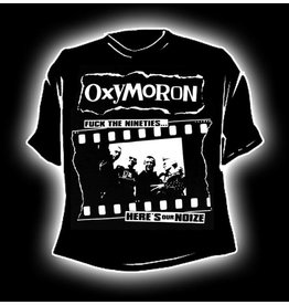 Oxymoron Fuck the 90`s Shirt