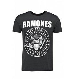 Ramones Logo Large Print Shirt