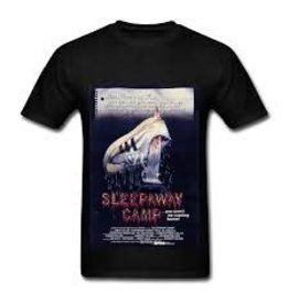 Sleepaway Camp Shoe Shirt