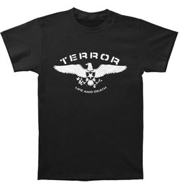 Terror Life and Death Shirt Small