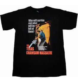 Texas Chainsaw Massacre Who Will Survive Shirt