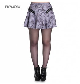 HELL BUNNY - Karis Mythical Mini Skirt