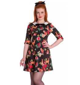 HELL BUNNY - Hermeline Autumn Dress