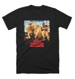 Texas Chainsaw Massacre Meat the Sawyers Shirt