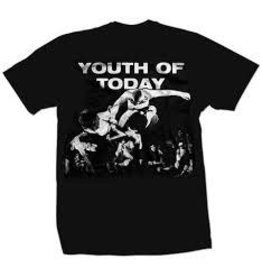 Youth of Today Live Photo Logo Shirt