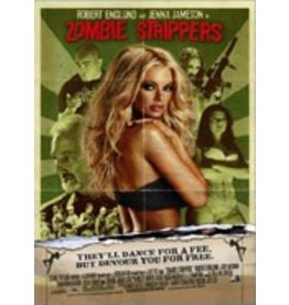 Zombie Strippers They`ll Dance Shirt