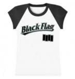 Black Flag Logo Tiny (Womens)