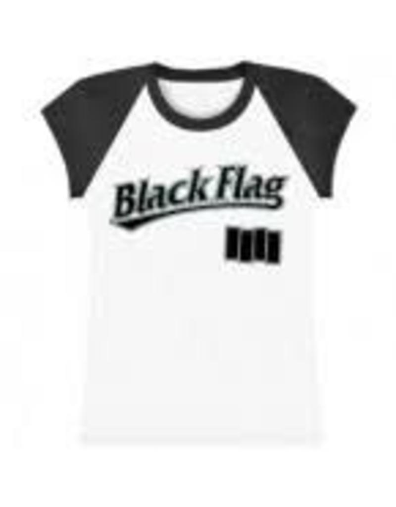 Black Flag Logo Tiny (Womens)
