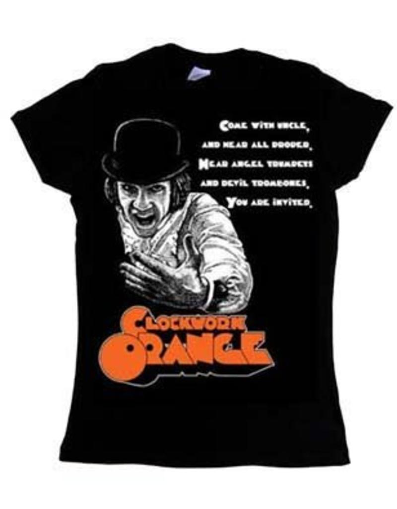 Clockwork Orange Come With Uncle Tiny