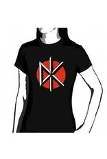 Dead Kennedys Logo Tiny (Womens)