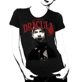 Dracula Bela Lugosi Tiny (Womens) Medium