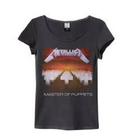 Metallica Master of Puppets Tiny (Womens)