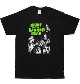 Night of the Living Dead Green Logo Tiny