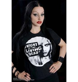Night of the Living Dead Face Tiny (Womens)