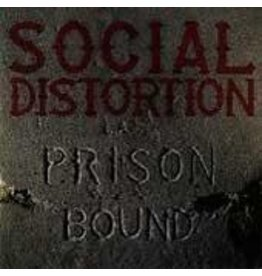 Social Distortion Prison Bound Tiny (Womens)