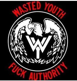 Wasted Youth Fuck Authority Tiny