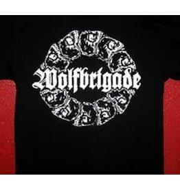 Wolf Brigade White Logo Tiny (Womens)