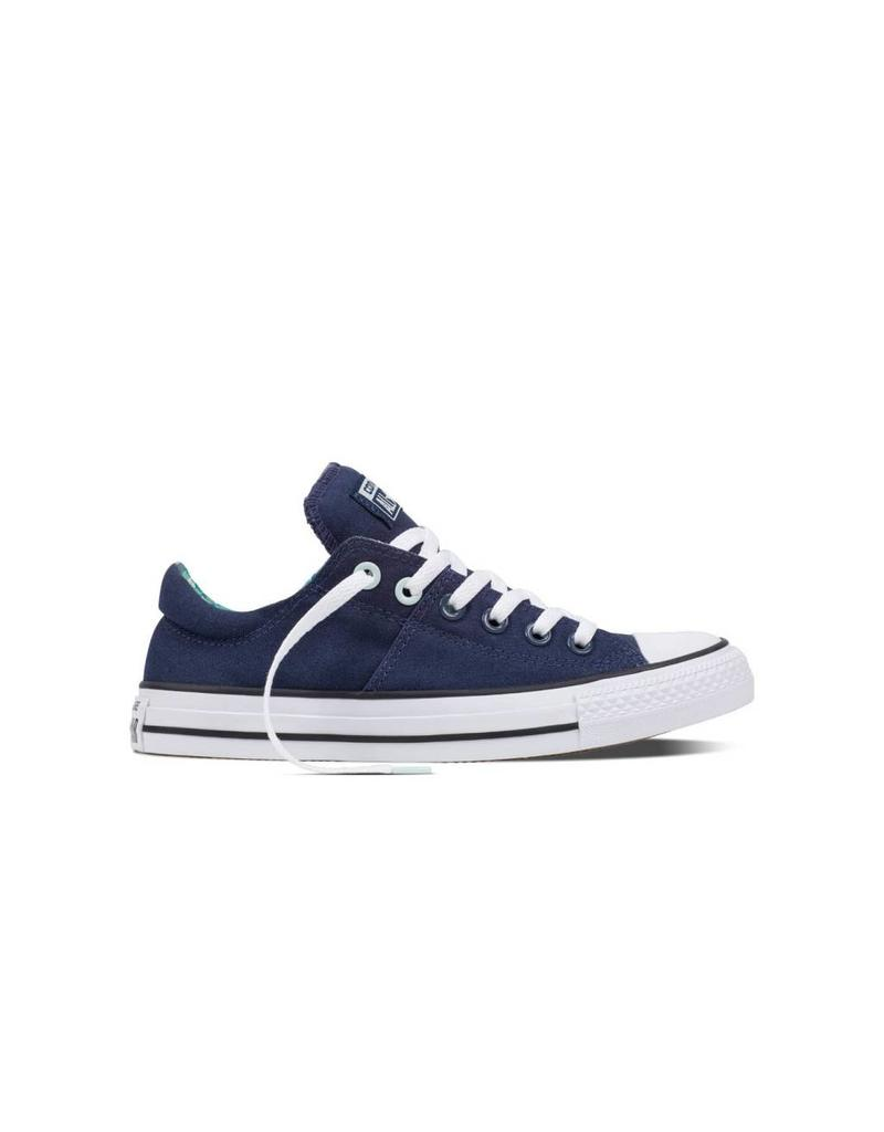 CONVERSE CHUCK TAYLOR MADISON OX ATHLETIC NAVY/FIBERGLASS C11MAN-555910C