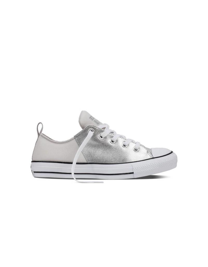 CONVERSE CHUCK TAYLOR ABBEY OX MOUSE/BLACK/WHITE C11SLM-555836C