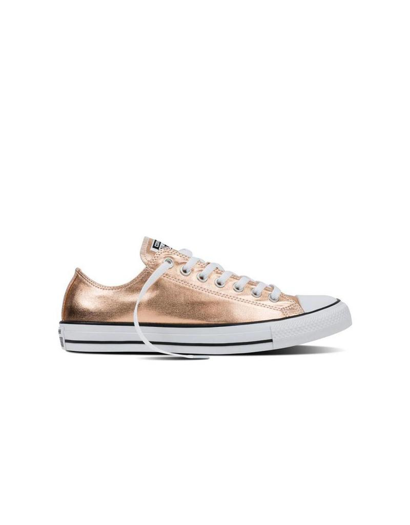 CONVERSE CHUCK TAYLOR OX METALLIC SUNSET GLOW/WHITE/BLACK C10GLOW-154037C
