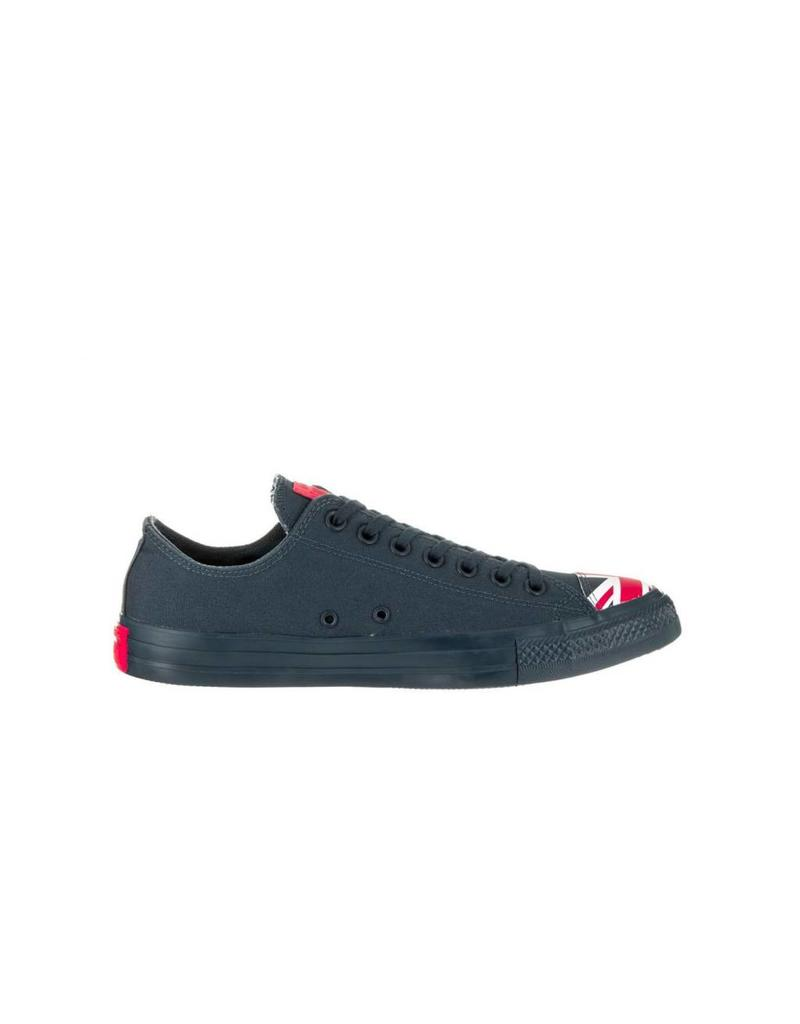 CONVERSE CHUCK TAYLOR OX NAVY/RED/WHITE C10NR-153912C