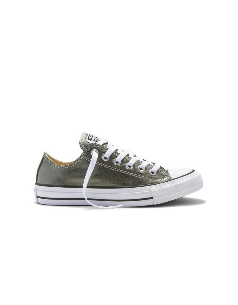 CONVERSE CHUCK TAYLOR OX METALLIC HERBAL/WHITE/BLACK C10MERB-153182C