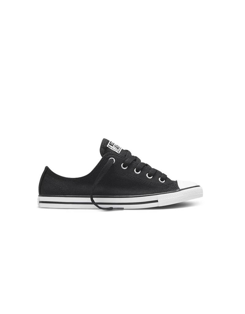 CONVERSE Chuck Taylor All Star  DAINTY OX BLACK WHITE BLACK C640DB-551660C