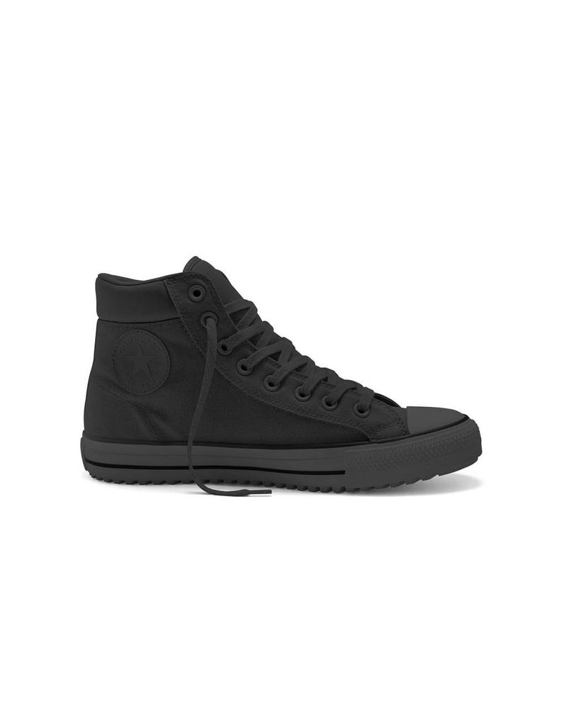 CONVERSE CHUCK TAYLOR BOOT PC HI ALMOST BLACK/BLACK C633BMB-153681C