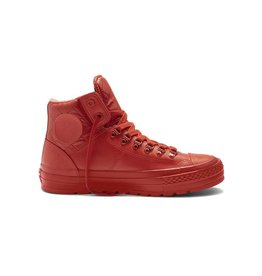CONVERSE CHUCK TAYLOR STREET HIKER HI SIGNAL RED/RED/RED C634MR-153664C