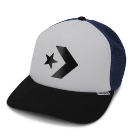 CONVERSE CAP STAR CHEVRON TRUCKER CON455
