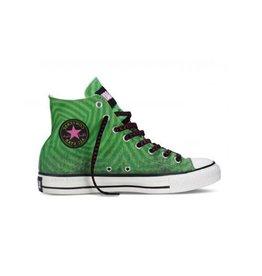 CONVERSE CHUCK TAYLOR GREEN DAY HI Dark Green C13GDG-137823C