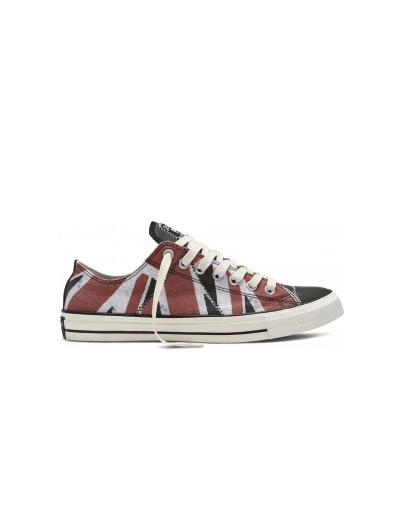 CONVERSE Chuck Taylor All Star  OX SEX PISTOLS WHITE/RED/BLUE C10SPUK-151194C