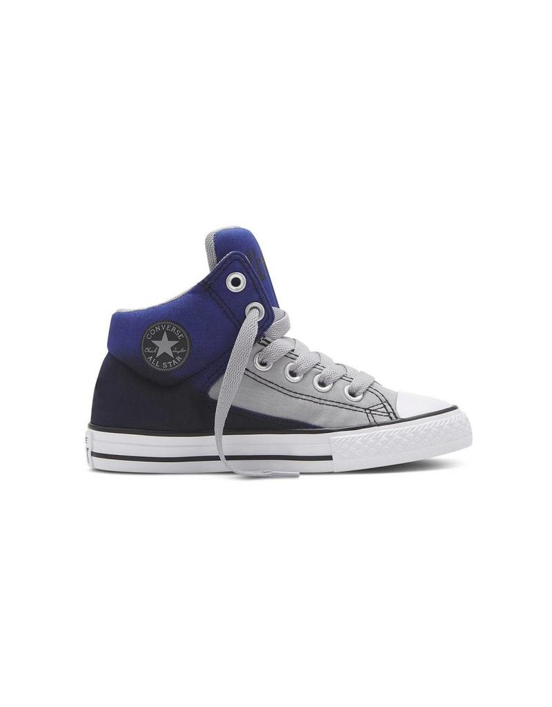 CONVERSE CHUCK TAYLOR ALL STAR HIGH STREET HI BLUE DOLPHIN CVHSB-651709C