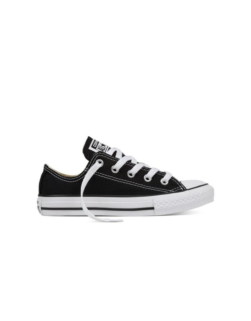 CONVERSE YOUTH CHUCK TAYLOR OX BLACK C3BJ-3J235C