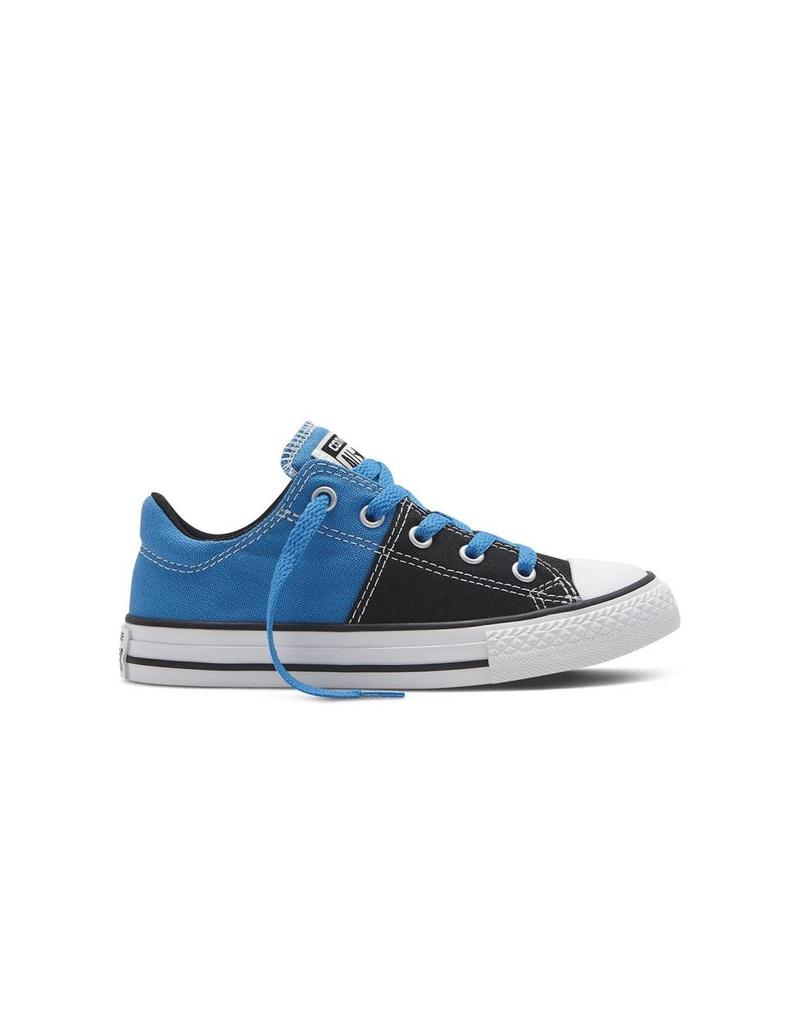 CONVERSE CHUCK TAYLOR ALL STAR MADISON OX SPRAY PAINT BLUE BLACK CVMAS-651746C
