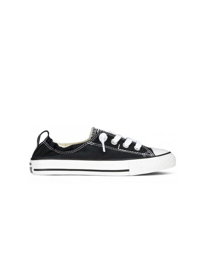 CONVERSE CHUCK TAYLOR SHORELINE SLIP ON BLACK CISLB-647741F