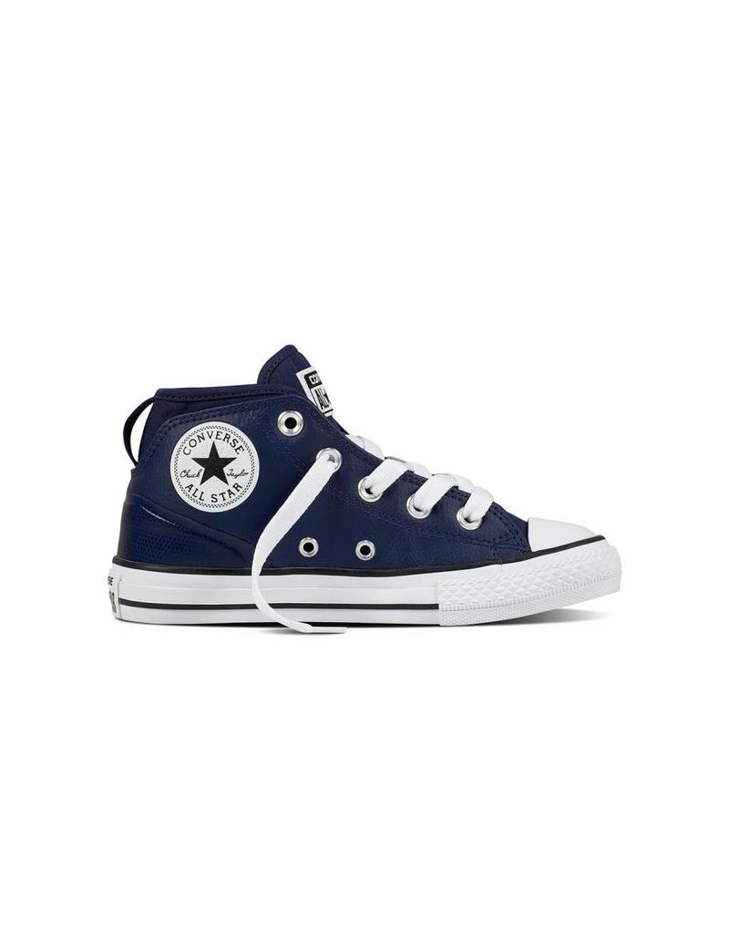 CONVERSE CHUCK TAYLOR SYDE STREET MID MIDNIGHT NAVY CCW96N-657539C