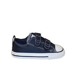CONVERSE INFANT CHUCK TAYLOR 2V OX NAVY/WHT COVN-711357F